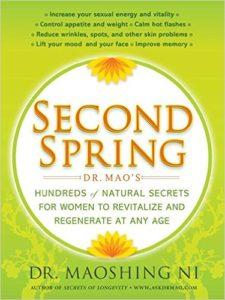 Second Spring - Dr. Maoshing Ni PhD aka Dr. Mao