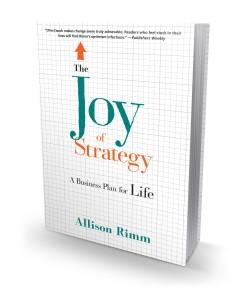 Allison Rimm - ThJoy of Strategy